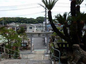 叶神社 横須賀 ご利益 御朱印 パワースポット 拝観時間 駐車場 地図 アクセス 見どころ 12