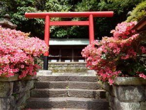 叶神社 横須賀 ご利益 御朱印 パワースポット 拝観時間 駐車場 地図 アクセス 見どころ 18