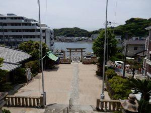 叶神社 横須賀 ご利益 御朱印 パワースポット 拝観時間 駐車場 地図 アクセス 見どころ 35
