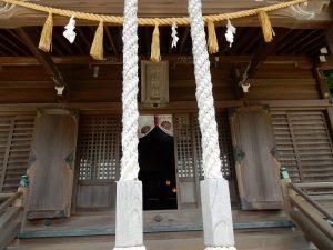 叶神社 横須賀 ご利益 御朱印 パワースポット 拝観時間 駐車場 地図 アクセス 見どころ 36