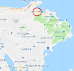 走水神社 横須賀 ご利益 御朱印 パワースポット 拝観時間 駐車場 地図 アクセス 見どころ 03