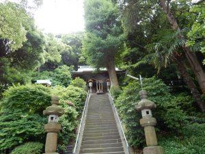 走水神社 横須賀 ご利益 御朱印 パワースポット 拝観時間 駐車場 地図 アクセス 見どころ 12