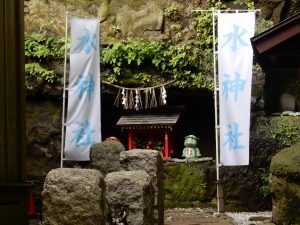 走水神社 横須賀 ご利益 御朱印 パワースポット 拝観時間 駐車場 地図 アクセス 見どころ 30