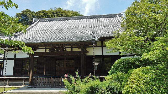 鎌倉 浄光明寺 鎌倉三十三観音巡り ご利益パワースポットで御朱印