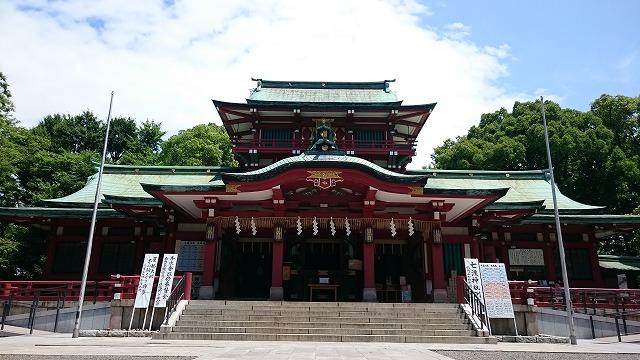 江東区 富岡八幡宮 ご利益パワースポットで御朱印