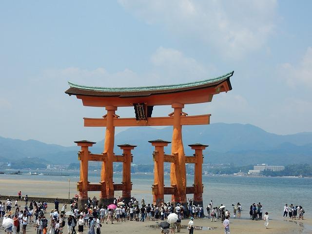 広島 厳島 厳島神社 ご利益パワースポットで御朱印