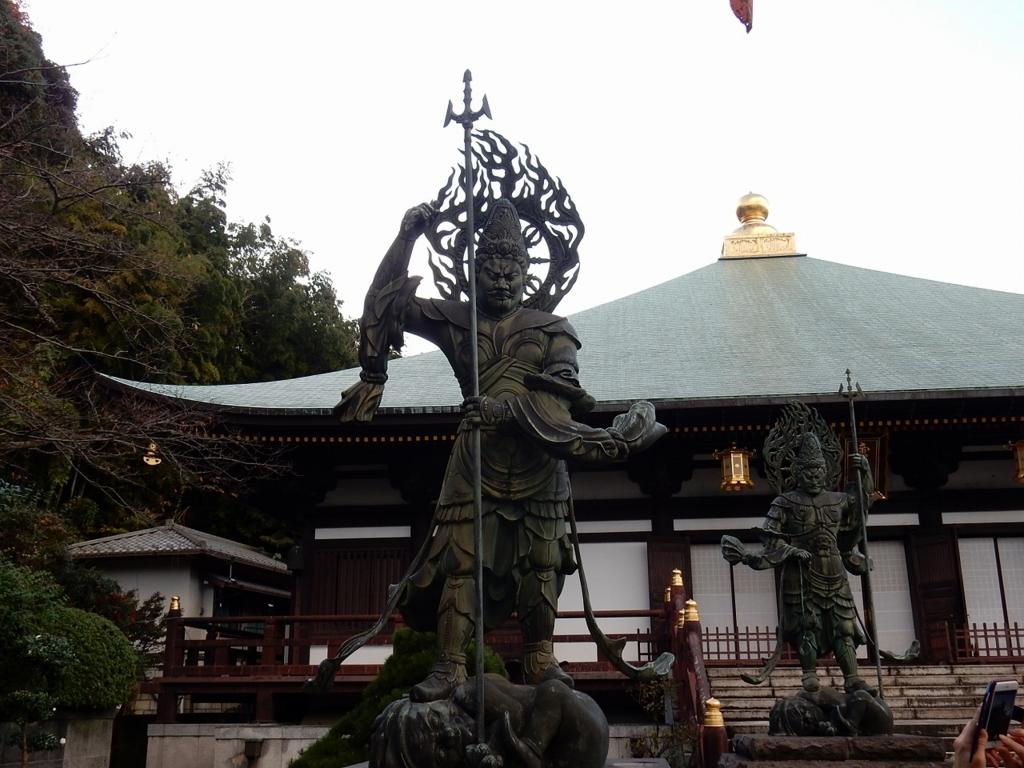 鎌倉 長勝寺 ご利益パワースポットで御朱印