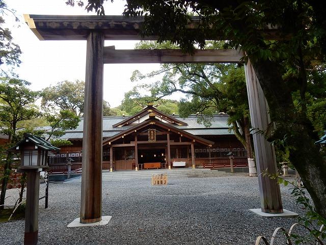 猿田彦神社大鳥居
