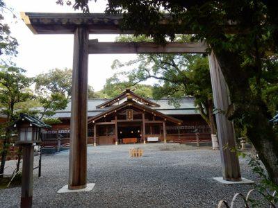 伊勢猿田彦神社