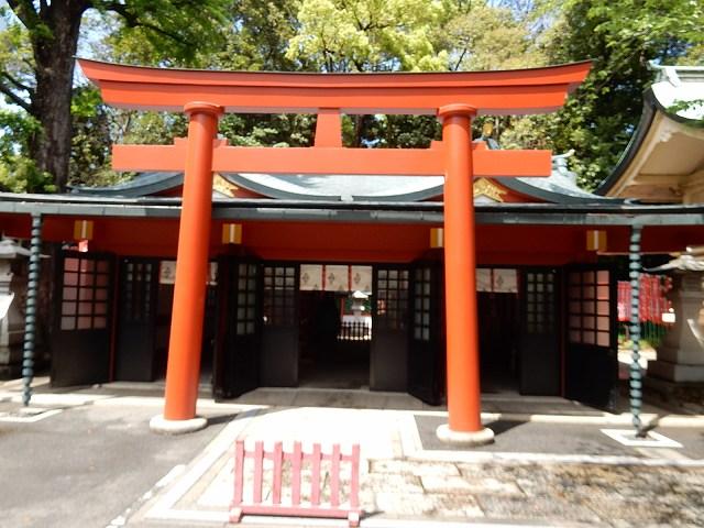 8.猿田彦神社・山王稲荷神社