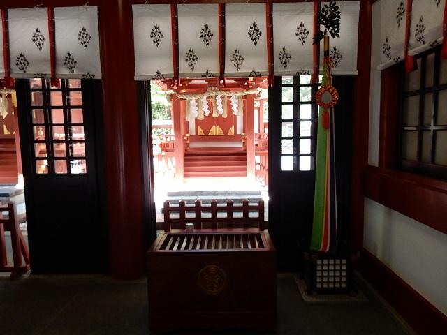 日枝神社末社猿田彦神社
